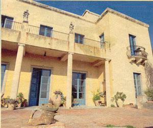 Een huis op Sicilie