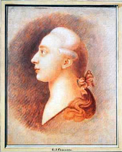 Arthur Japin vertelt over Casanova