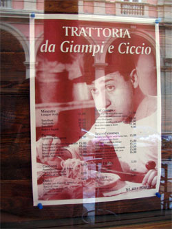 Idyllisch dineren in Bologna