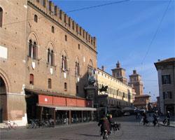 Fijn flaneren in Ferrara