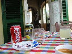 Mamo; eten bij de Italianen thuis
