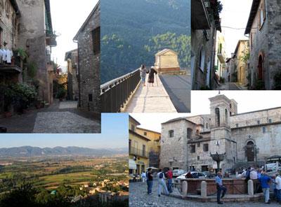 Narni: het rustige leven in Umbrie
