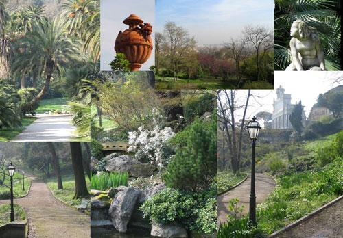 De Orto Botanico in Rome: hemelse rust in een wereldstad