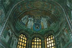 Mozaiek en fietsen in Ravenna