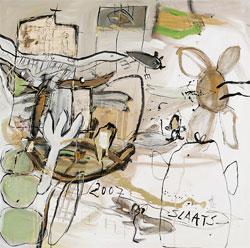 Kunstenares Miriam Slaats geinspireerd door Italië
