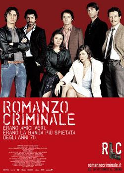 Romanzo Criminale; pittige Italiaanse romantiek