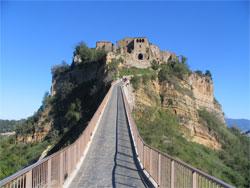 Civita, de stervende stad