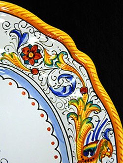 Deruta, wereldberoemd Italiaans keramiek uit Umbrië