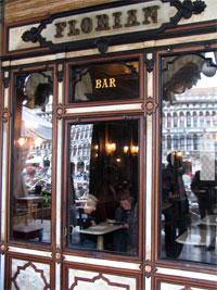 Caffe Florian in Venetie