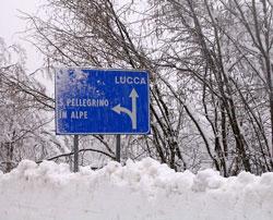Lucca ook leuk in de winter