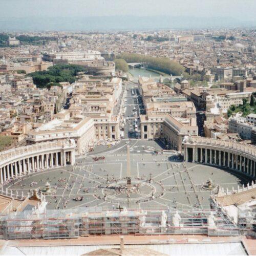 Rome verveelt nooit