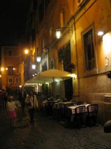 De beste restaurants van Rome Italie