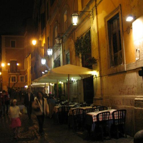 De beste restaurants van Rome