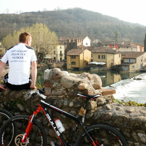 Op pad bij het Gardameer: Borghetto sul Mincio