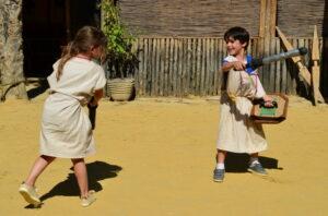 Op vakantie naar Italië met kinderen Italie