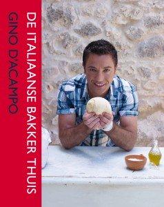 De Italiaanse bakker thuis van Gino d'Acampo