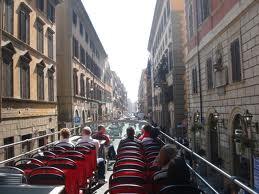 Heerlijk lui rondkijken in Rome