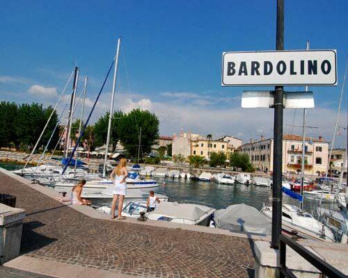 Bardolino: de stad van de wijnen
