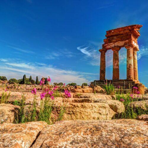 Fly & Drive Charming Sicily Palermo – inclusief huurauto