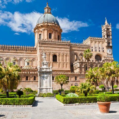Fly & Drive Classic Sicily Palermo – inclusief huurauto