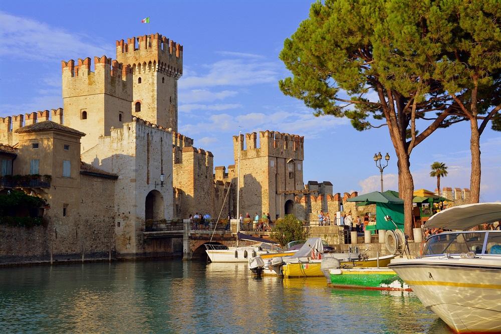 Castello Rocco Scaligera Sirmione