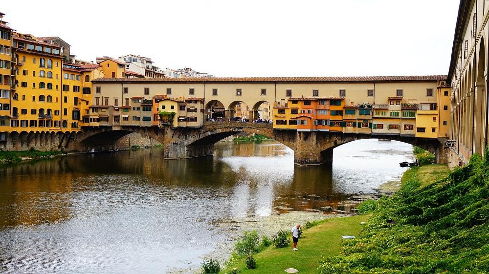 De Ponte Vecchio Florence