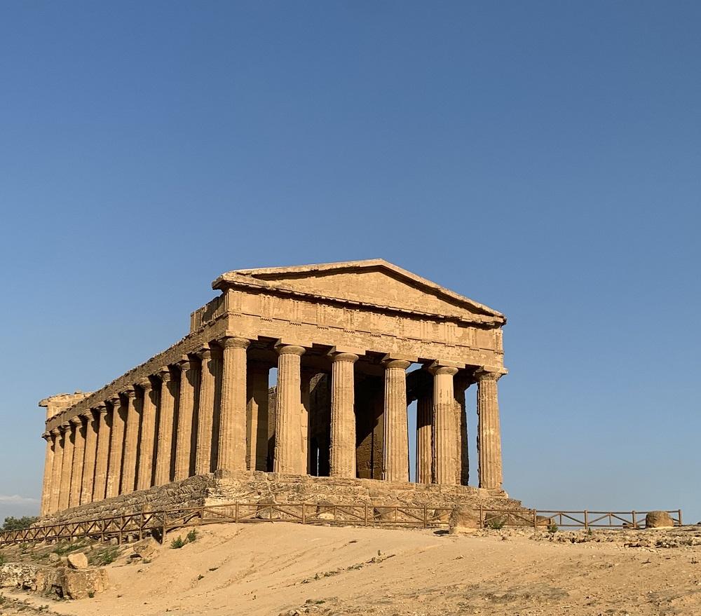 De Valle dei Templi Agrigento