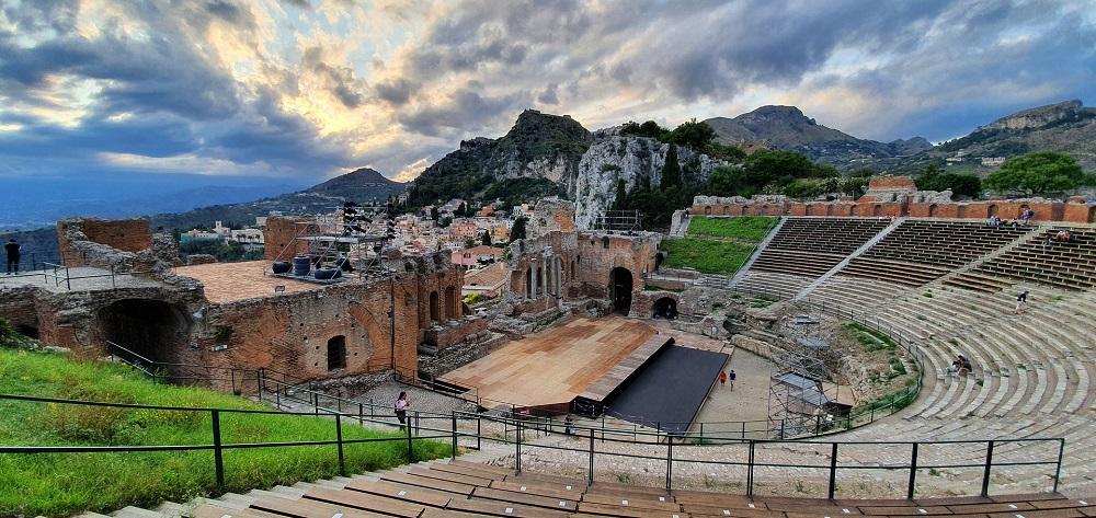 Taormina Sicilië