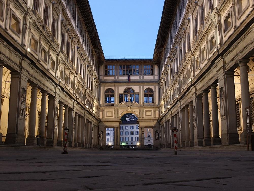 Uffizi Florence