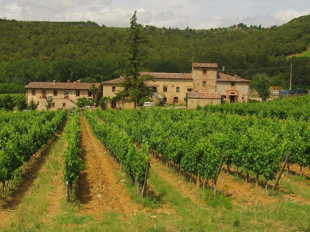 Wijnstreek Chianti