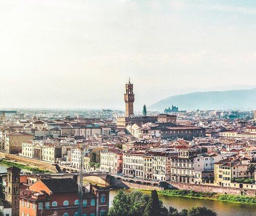 De top 10 bezienswaardigheden van Florence