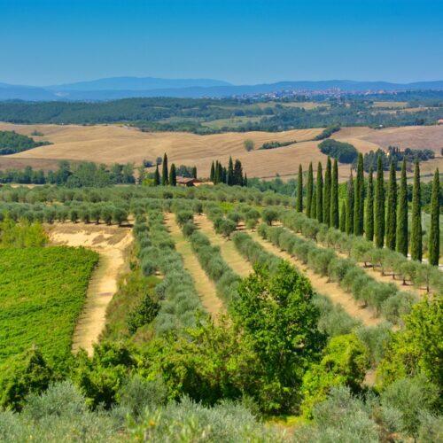De top 10 bezienswaardigheden van Toscane